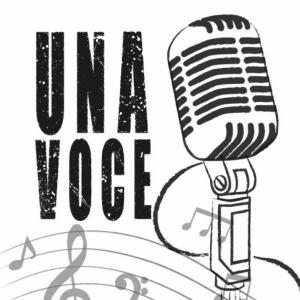 una voce