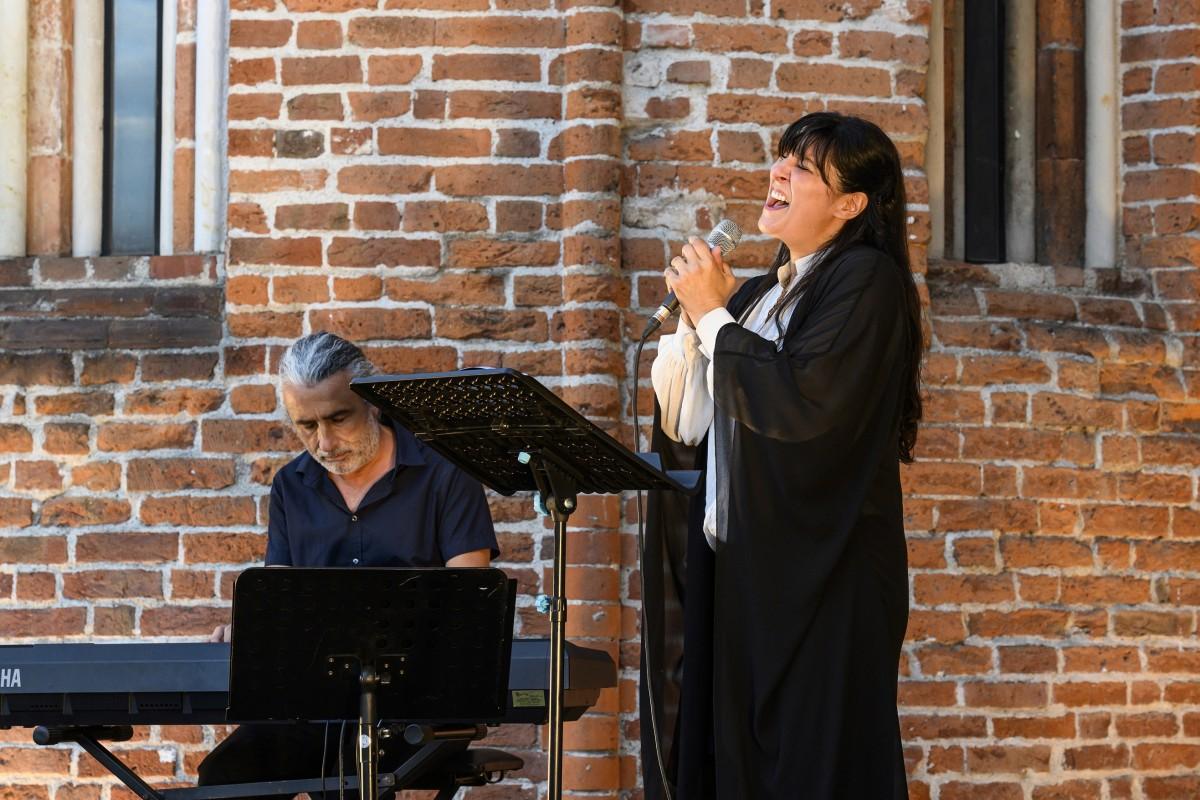 3 Sandra Zoccolan e Mell Morcone